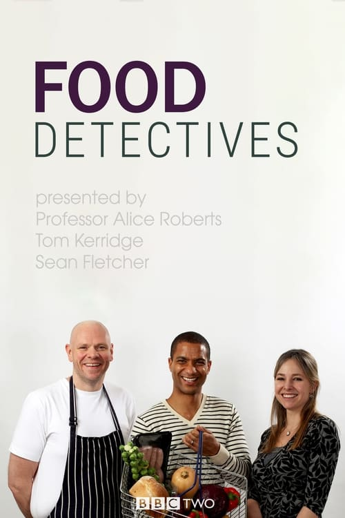 Food Detectives (2016)