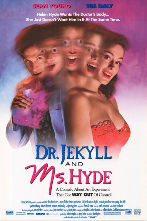 Largescale poster for Dr. Jekyll and Ms. Hyde