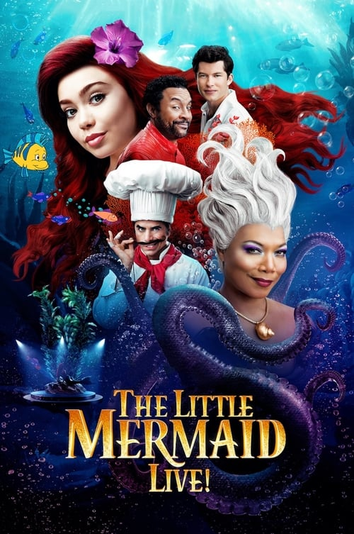 Assistir Filme The Little Mermaid Live! Com Legendas