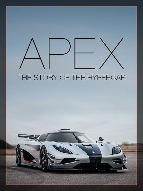 Apex: The Story of the Hypercar ( APEX: Hiper Arabanın Hikayesi )