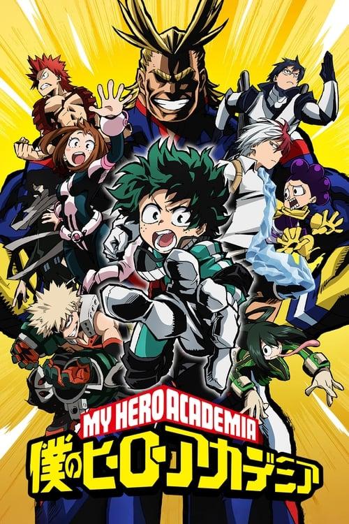 Boku no Hero Academia Dublado