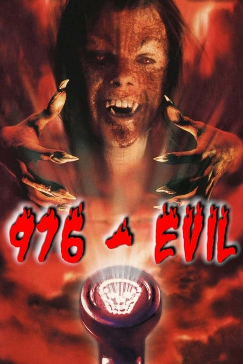 The poster of 976-EVIL