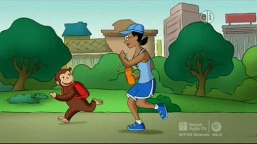 Curious George: Season 4 – Episod Curious George, Personal Trainer