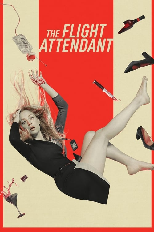 The Flight Attendant - Poster