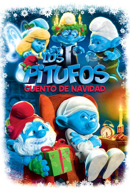 Imagen Los Pitufos: Cuento de Navidad