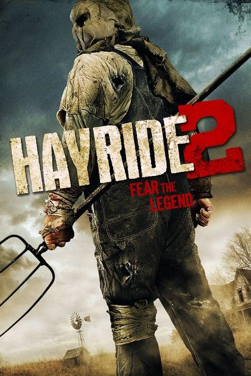 Hayride 2 poster