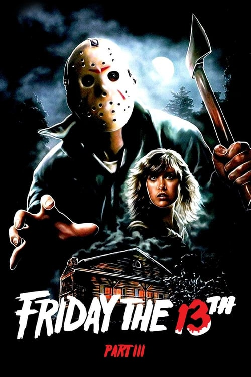 Friday the 13th Part III ( 13. Cuma 3 )