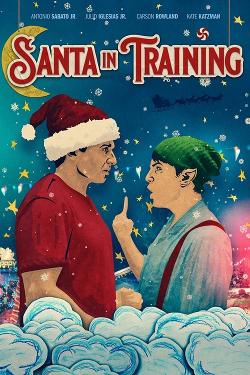 Santa in Training ( Noel Baba Eğitimde )