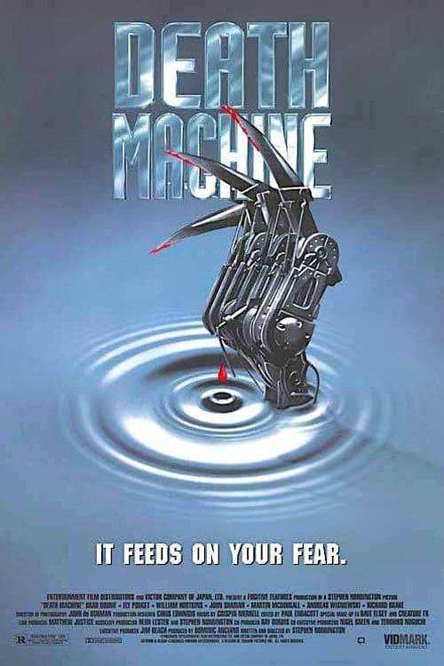 Death Machine (1994) Poster