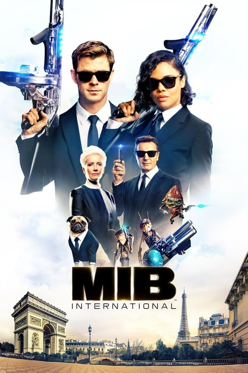 Full Movie Men in Black: International