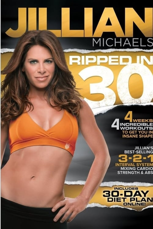 Jillian Michaels: Ripped in 30 - Week 1 (2011)