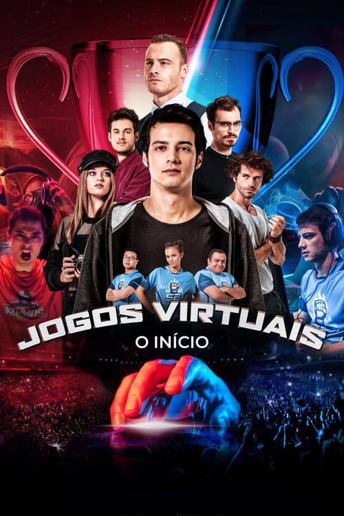 Assistir Jogos Virtuais: O Início - HD 720p Dublado Online Grátis HD
