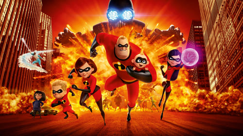 Incredibles 2 Movie English Full Watch Online