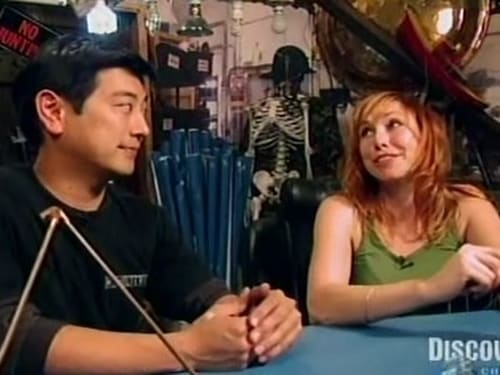 MythBusters: Season 2006 – Épisode 22,000-Foot Fall