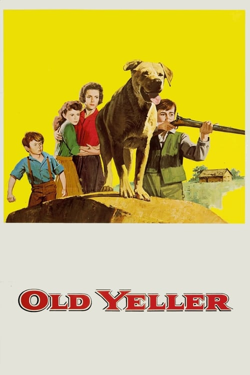 Download Old Yeller (1957) Movie Free Online