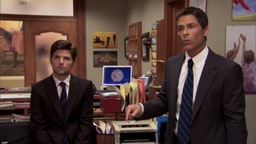 Parks and Recreation - Season 2 - Episode 23: The Master Plan
