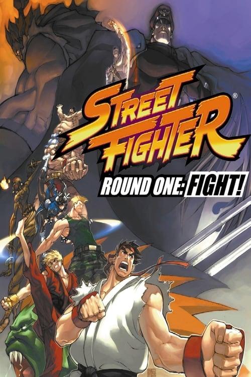 Street Fighter: Round One - FIGHT!