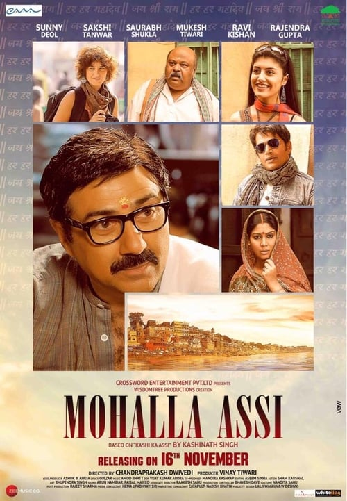 Mohalla Assi Movie Poster
