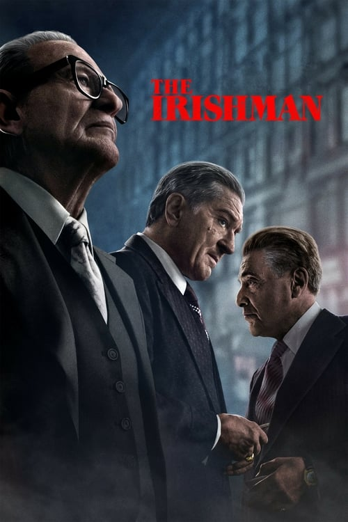 Poster. The Irishman (2019)