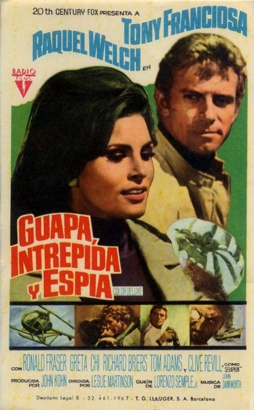 Mira La Película Guapa, intrépida y espía En Buena Calidad Gratis