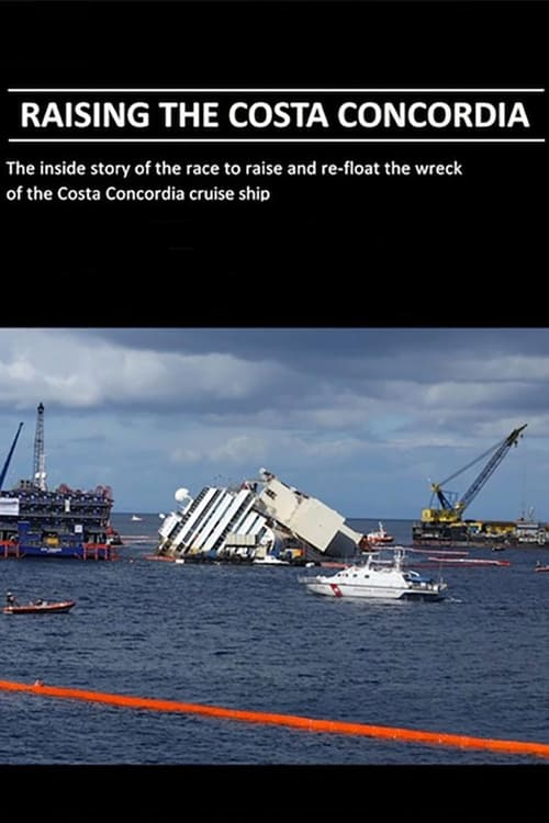 Raising the Costa Concordia (2014)