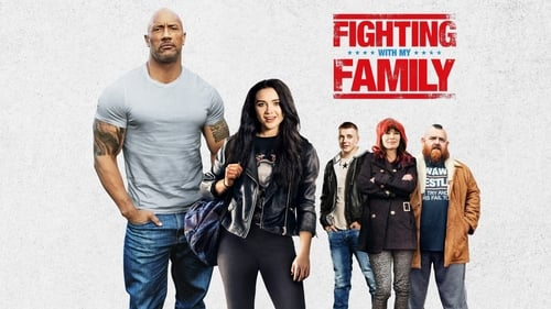 Fighting with My Family - A comedy about a family that fights a little differently. - Azwaad Movie Database