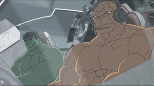 Marvel's Hulk and the Agents of S.M.A.S.H: Season 1 – Episod Into the Negative Zone