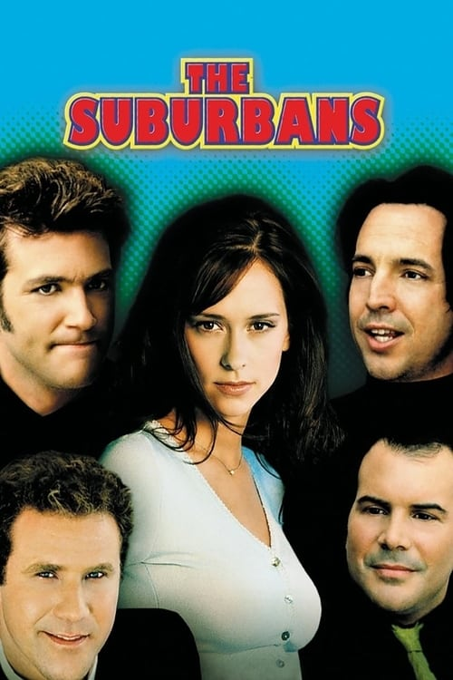 The Suburbans (1999) Poster