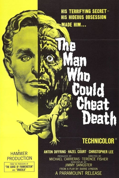 Mira La Película The Man Who Could Cheat Death Gratis