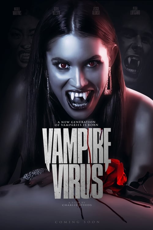 Vampire Virus (2020) Poster
