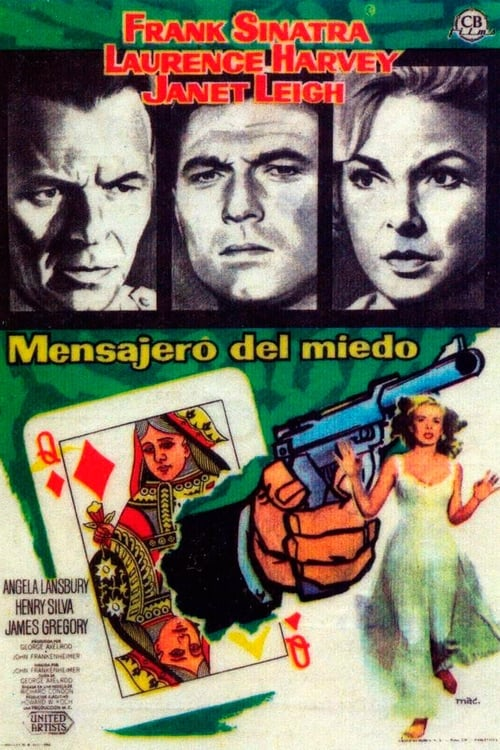 The Manchurian Candidate pelicula completa