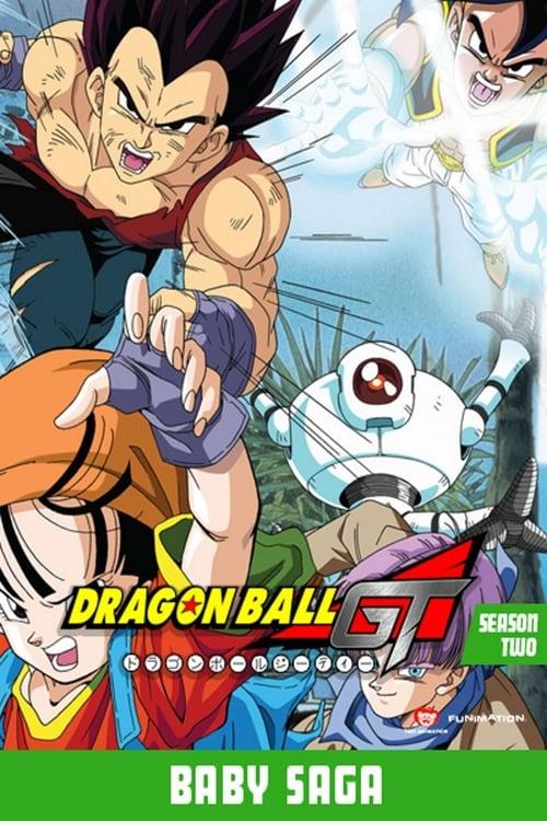 Watch Dragon Ball GT Season 2 in English Online Free