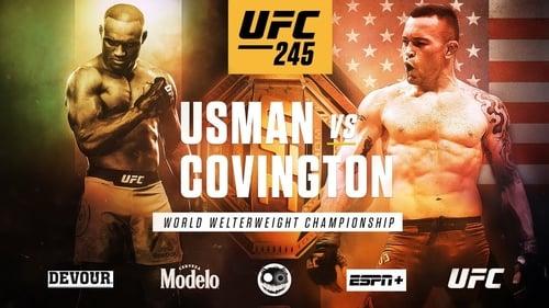 Streaming UFC 245: Usman vs. Covington