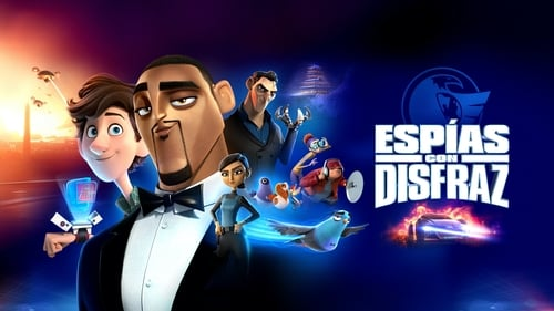 Spies in Disguise - Super Spy. Super Fly. - Azwaad Movie Database