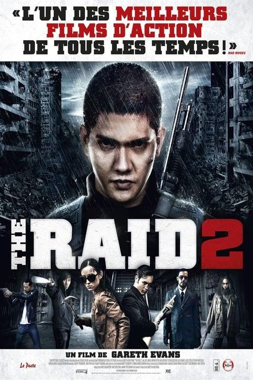 Visualiser The Raid 2 (2014) streaming film vf
