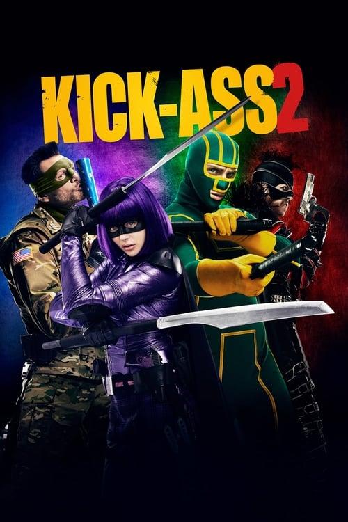 Regarder Kick-Ass 2 (2013) streaming Youtube HD