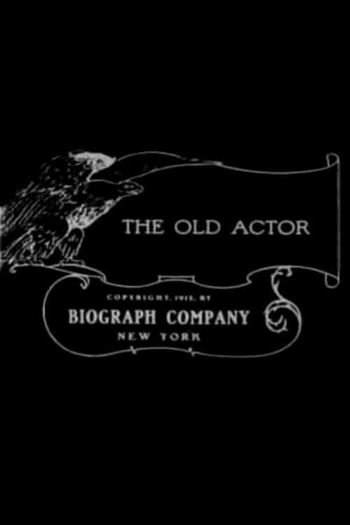 Largescale poster for The Old Actor