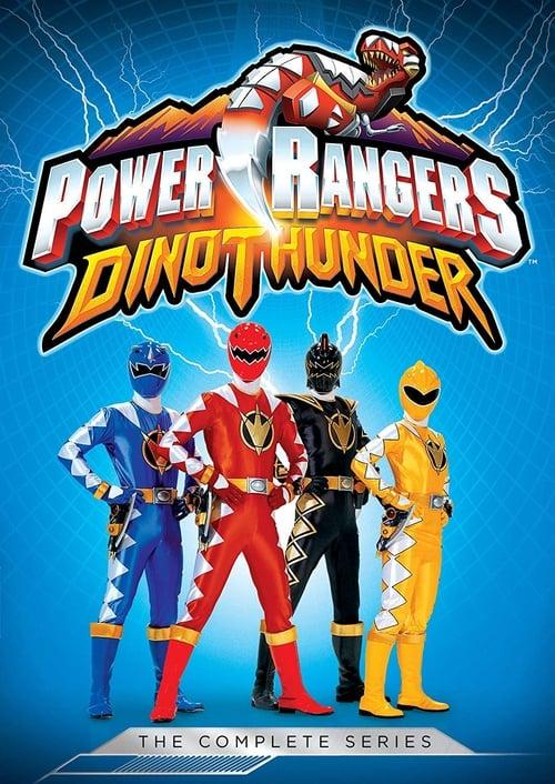 Watch Power Rangers DinoThunder online