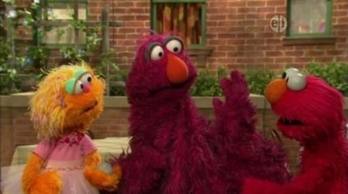 Sesame Street: Season 41 – Episod Telly the Tiebreaker