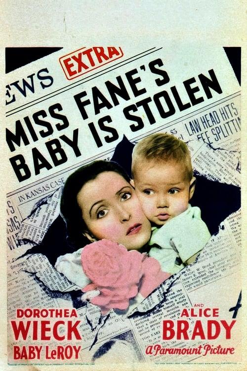 Ver Miss Fane's Baby Is Stolen Duplicado Completo