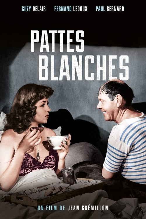Mira La Película Pattes blanches En Buena Calidad Gratis
