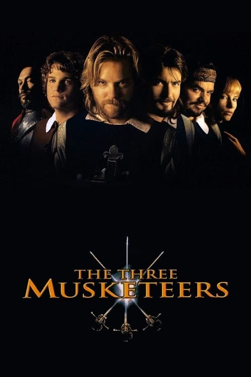 Streaming The Three Musketeers (1993) Movie Free Online