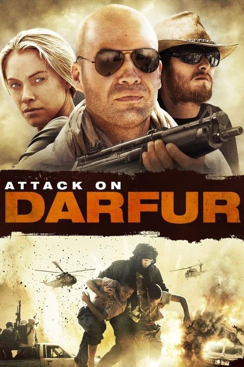 Image Attack on Darfur