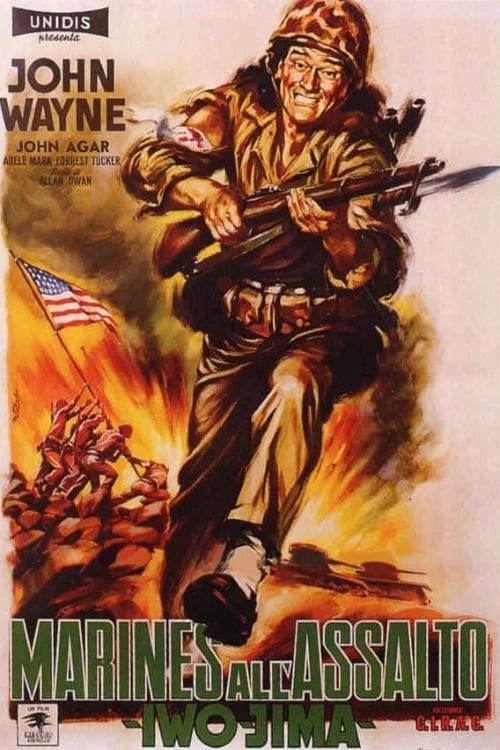 Iwo Jima, deserto di fuoco (1950)