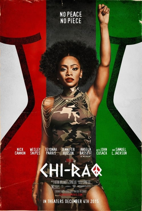 The poster of Chi-Raq