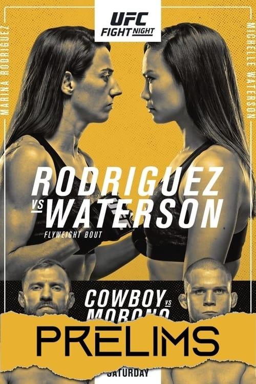 Watch UFC on ESPN 24: Rodriguez vs. Waterson - Prelims Putlocker Movie Online