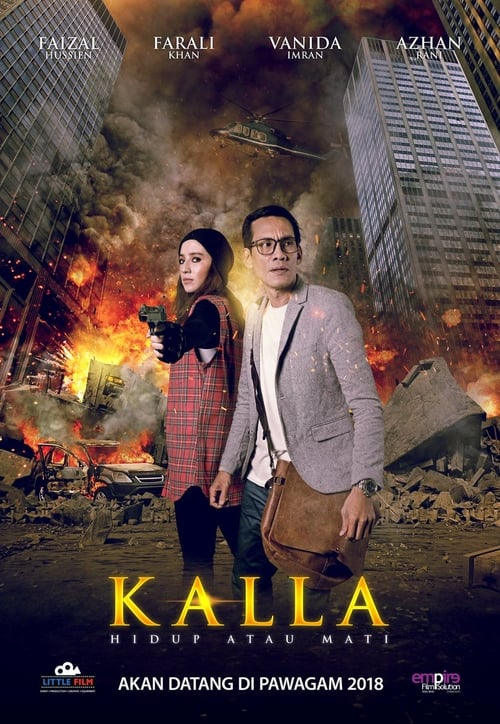 Película Kalla: Hidup Atau Mati En Español En Línea