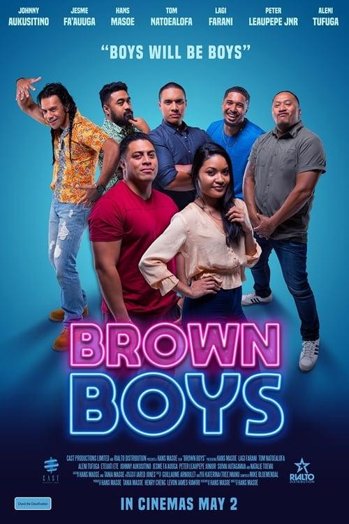 Brown Boys Poster