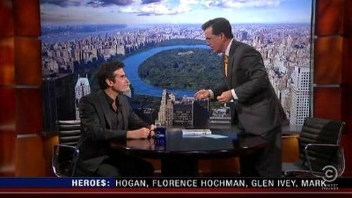 The Colbert Report: Season 7 – Episod David Copperfield