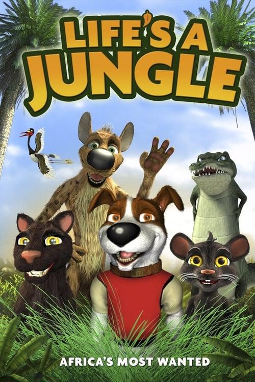 Mira La Película Life's a Jungle: Africa's Most Wanted Doblada En Español